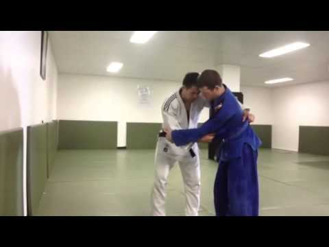 O-goshi combinations for Judo Image 1