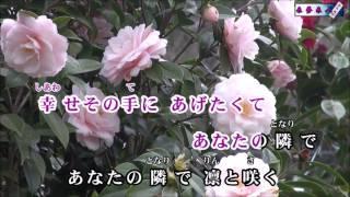《新曲》凛と咲く 真木ことみ cover 平林由美子