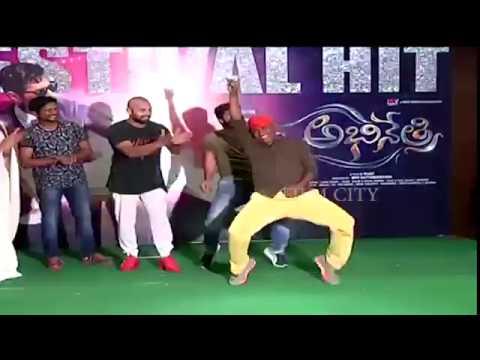 jani master & Sekhar Master Funny dance movements infront of PRABHUDEVA thumbnail