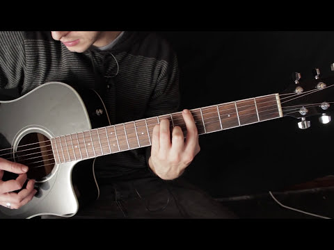 Tutorial Un Misil en Mi Placard -Unplugged-Soda Stereo-Guitarra Acustica - Gustavo Cerati