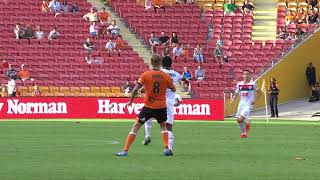 A-League 2018/19: Round 27 - Brisbane Roar FC v Adelaide United (Full Game)