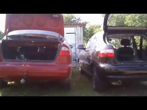 Lanos или Sens, Хетчбэк или седан, hatchback vs sedan.