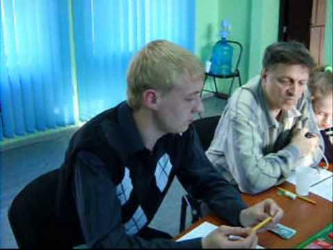 Харьков  тренинг- игра Cashflow