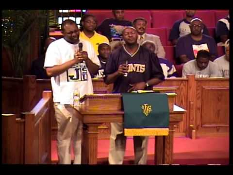 Anderson Um Church's Men's Choir - Tye Tribbett's chasing After You video