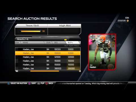 Madden 25 Ultimate Team | How To Snipe | Best Method to Make Coins