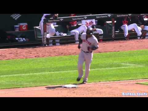 Hanley Ramirez Highlights - All 10 Home Runs April 2015