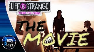 LIFE IS STRANGE: BEFORE THE STORM- THE FULL MOVIE (ALL EPISODES 1,2 & 3) edited as a movie!!! 4h 45m