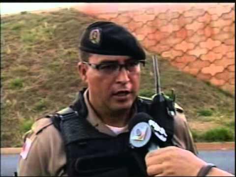 PM prende suspeitos de assaltos a zona rural de Araguari