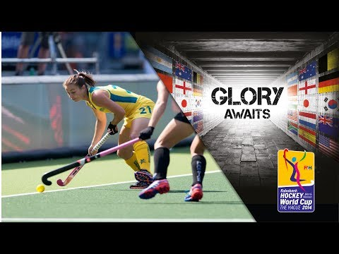 New Zealand vs Australia - Women's Rabobank Hockey World Cup 2014 Hague Pool A [09/6/2014]