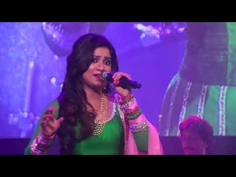 Bahara Bahara - Shreya Ghoshal Live In Concert Dhaka