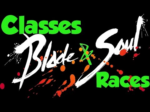 Blade & Soul - Classes and Races Overview