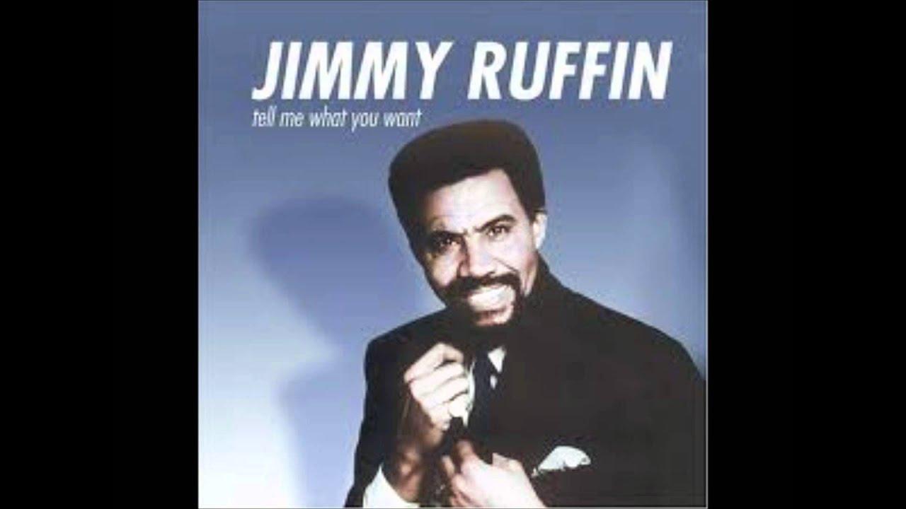 Jimmy Ruffin The Jimmy Ruffin Way