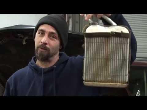 98 blazer heater core hidden bolts