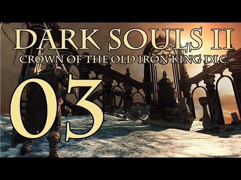 Dark Souls 2 Crown of the Old Iron King - Walkthrough Part 3: Treasure Hunt!