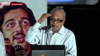 K. Balachander Final Day Speech – Amazing Talk about Kamal Haasan & Rajinikanth – Must Watch