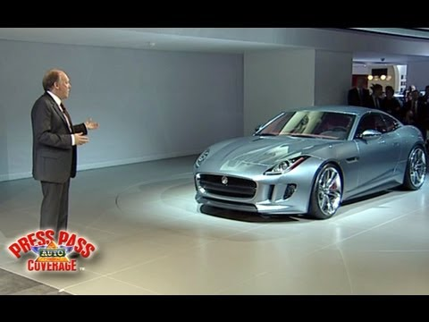 Jaguar Land Rover Press Conference at Frankfurt Motor Show