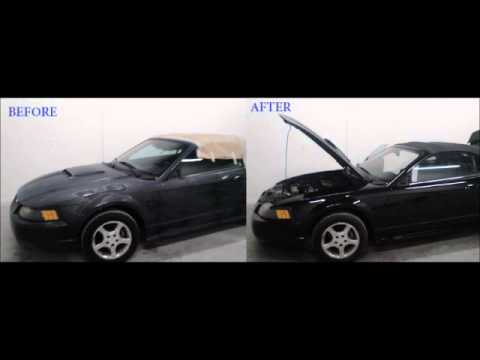 Before And After Auto Paint Jobs Youtube