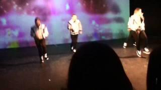 ICONic Boyz Concert Chicago 2012