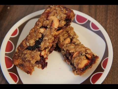 Vegan Oatmeal and All Cookie Bar Recipe - YouTube Next Chef Zac Young Challenge