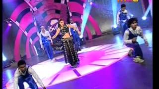 Copy of Rishika TV Artist Sexy Hot Dance showing Spicy Navel