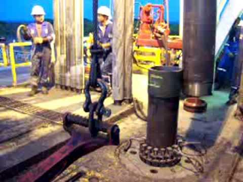 Drilling Casing running Near Miss