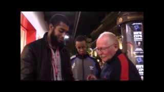 Halloween Dawah 2014 (3 people embrace Islam)