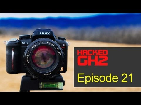 Episode 21: Hacked GH2 - New Settings from Driftwood
