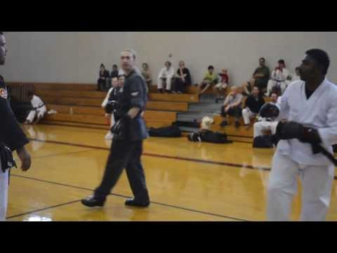 Mano Paul - Shaolin-Do Kung Fu Lonestar Challenge - Sparring Match 3 Image 1
