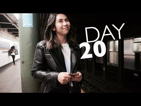 LEFT NYC FOR 7,000 PUMPKINS (+ giveaway) Vlogtober #20 2017