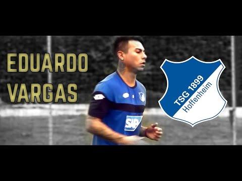 Eduardo Vargas   Hoffenheim & Chile NT   Skills & Goals