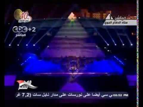 EGYPT celebrates October 6 Victory (October 6, 2013) Part I