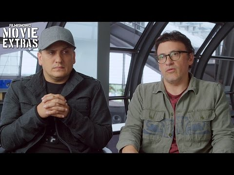 Captain America: Civil War | On-set with Anthony and Joe Russo 'Directors' [Interview]