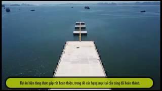 Ngắm cảng tàu khách quốc tế đầu tiên ở Việt Nam