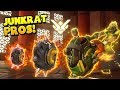 What PROS Do On JUNKRAT - Overwatch Montage MP3