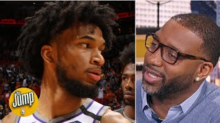 Hey, Marvin Bagley: When are these big games going to start happening? - Tracy McGrady | The Jump