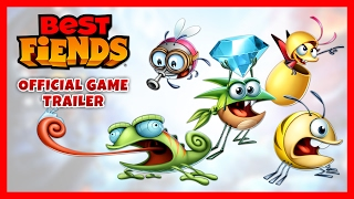 Best Fiends | Official Game Trailer [2017]