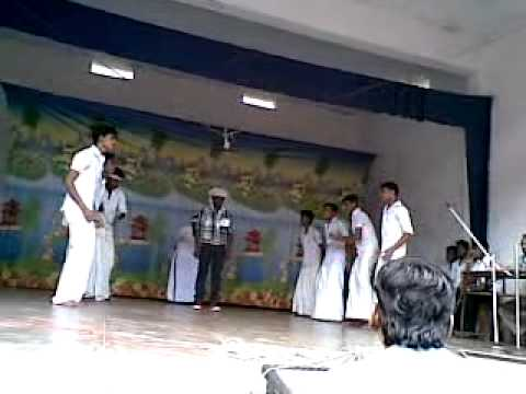 Ezhur Ghss Arts Day 2011-12       C2a Vattappattu video