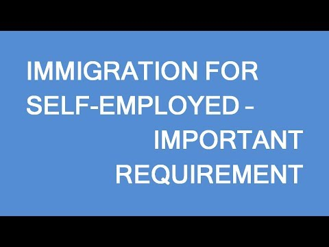 Self employed immigration to Canada: Essential requirement. LP Group