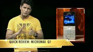 Quick Review_ Micromax Q7