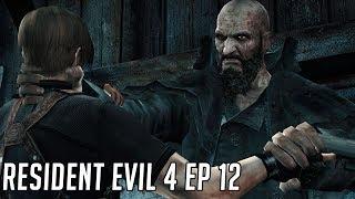 Lutei Contra o Homem-Aranga - Resident Evil 4 - Ep. 12