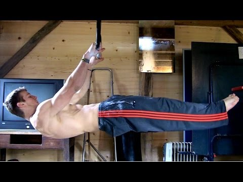 Dominik Sky - Calisthenics Beginner to Advanced Part 2: Upper Body PULLING (HD)