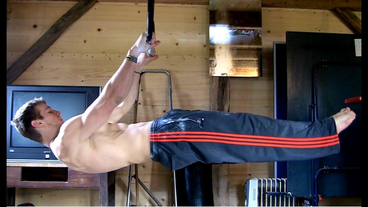 Dominik Sky Calisthenics Tutorial Beginner To Advanced