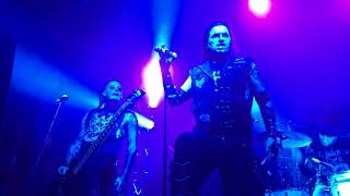 Intro and Stitch - Dark Cell - Live in Brisbane - 20/09/17