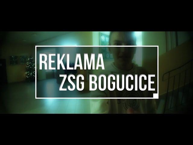 """Projekt - """"Reklama ZSG Bogucice"""" - Oficjalne"""