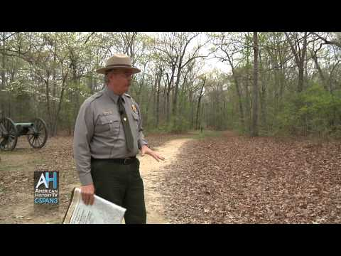 The Civil War: Shiloh Battlefield Tour - The Hornet's Nest