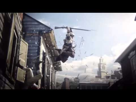 Assassin\'s Creed 3 - Novo CG Trailer Legendado (BR)