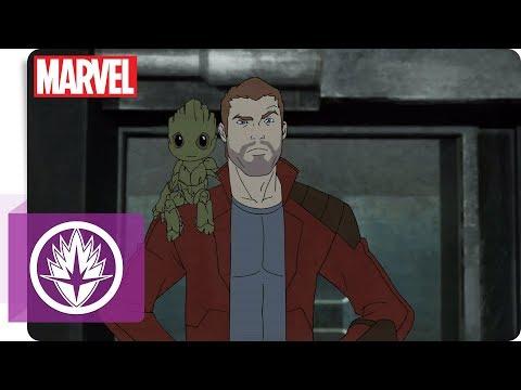 Guardians of the Galaxy - Hochsicherheits-Drax | Marvel HQ Deutschland