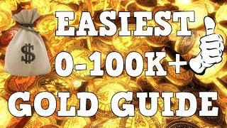 Starter 0-100K+ Gold Guide l ESO