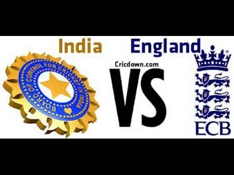 India vs England 4th test Match Live Score