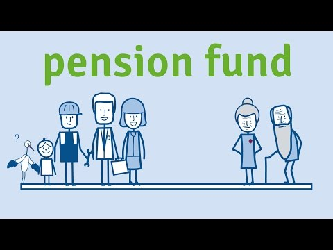 The occupational VBV pension plan